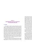 Giáo trình bảo vệ môi trường  - Phần 1 Bảo vệ khí quyển - Chương 5