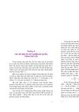 Giáo trình bảo vệ môi trường  - Phần 1 Bảo vệ khí quyển - Chương 8