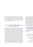 Động lực học ứng dụng về sóng mặt đại dương ( Quyển 1 ) - Chương 3
