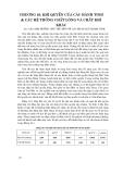 Nhập môn hoàn lưu khí quyển - ( ĐH Quốc Gia HN ) - Chương 10