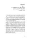 Kỹ thuật và quản lý hệ thống nguồn nước ( Đại học Quốc gia Hà Nội ) - Chương 13