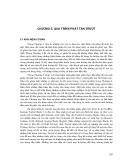 Quá trình Phát tán vật chất trong các cửa sông và vùng nước ven bờ ( ĐH khoa học tự nhiên ) - Chương 5