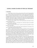 Quá trình Phát tán vật chất trong các cửa sông và vùng nước ven bờ ( ĐH khoa học tự nhiên ) - Chương 8