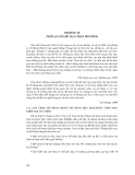 Mô hình hoá mưa - dòng chảy (  Phần cơ sở - Nxb ĐH Quốc Gia Hà Nội ) - Chương 10