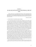 Mô hình hoá mưa - dòng chảy (  Phần cơ sở - Nxb ĐH Quốc Gia Hà Nội ) - Chương 4