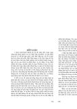 Thành tạo bờ các hồ chứa nhỏ vùng rừng ( Nhà xuất bản đại học quốc gia Hà nội ) - Chương 5