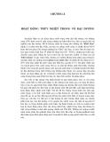 Cấu trúc và các qúa trình hình thành đại dương (  Nhà xuất bản đại học quốc gia hà nội ) - Chương 5