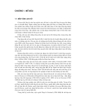 Các nguyên lý của dòng chảy chất lỏng và sóng mặt trong sông, cửa sông, biển và đại dương - Chương 1