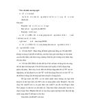 Giáo trình hình thành hệ thống phân đoạn nghiên cứu nguyên lý kỹ thuật điều chỉnh nhiệt p9