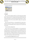 Giáo trình hình thành hệ thống ứng dụng xử lý lỗi bằng lệnh On error goto p1