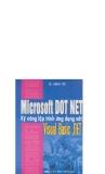 Kỹ năng lập trình ứng dụng với Visual Basic .NET part 1