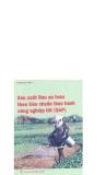 Sản xuất rau an toàn theo tiêu chuẩn thực hành nông nghiệp tốt (GAP) part 1