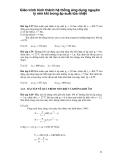 Giáo trình hình thành hệ thống ứng dụng nguyên lý nén khí trong áp suất tỏa nhiệt p1