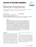 "Báo cáo y học: ""Neurotransmitters of the suprachiasmatic nuclei"""