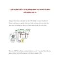 Lịch sử phát triển của hệ thống nhiên liệu diesel và diesel điều khiển điện tử