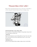 Tổng quan động cơ diesel - phần 1