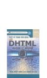 Thiết kế web động với DHTML part 1