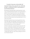 """Trung Quốc: Hoang mang vì thịt lợn nhiễm """"độc"""""""