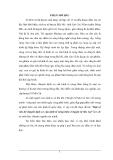 Đề án tốt nghiệp: Một số vấn đề chuyển dịch cơ cấu kinh tế nông thôn ở huyện Si Ma Cai
