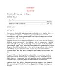 Lý thuyết y khoa: Tên thuốc DOBUTREX ELI LILLY