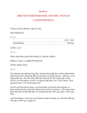 Lý thuyết y khoa: Tên thuốc IDARAC HOECHST-MARION-ROUSSEL / ROUSSEL VIETNAM