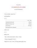 Lý thuyết y khoa: Tên thuốc MAALOX XNLD RHÔNE POULENC RORER