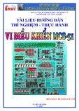Tài liệu hướng dẫn thí nghiệm - thực hành vi điều khiển MCS-51 - Phạm Quang Trí (ĐH Công nghiệp TP.HCM)