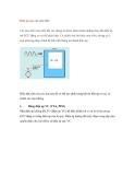Lý thuyết : Điện áp cực của cảm biến