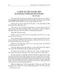 """Báo cáo nghiên cứu khoa học """" LÁ QUỐC KỲ VIỆT NAM ĐẦU TIÊN ĐÃ TUNG BAY Ở THÁI NGUYÊN NĂM 1917 """""""