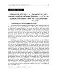 """Báo cáo nghiên cứu khoa học """"  ĐÁNH GIÁ TÁC ĐỘNG CỦA CÁC CÔNG TRÌNH THỦY ĐIỆN BÌNH ĐIỀN VÀ HƯƠNG ĐIỀN ĐẾN TÌNH HÌNH LŨ LỤT Ở HẠ DU HỆ THỐNG SÔNG HƯƠNG TRONG ĐỢT LŨ TỪ 28/9-2/10/2009 """""""