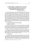 """Báo cáo nghiên cứu khoa học """" SỰ TƯƠNG ĐỒNG VÀ DỊ BIỆT GIỮA LĂNG TẨM NHÀ NGUYỄN (VIỆT NAM) VÀ LĂNG TẨM NHÀ MINH, THANH (TRUNG QUỐC) """""""