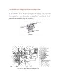 Các chi tiết trong hệ thống cung cấp nhiên liệu động cơ xăng