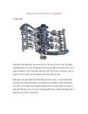 Cấu tạo các chi tiết cơ bản của cơ cấu phối khí 1- Trục cam