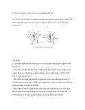 Cấu tạo và nguyên lý làm việc của cơ cấu phân phối khí