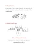 Hệ thống nạp thải động cơ