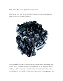 Nhập môn về động cơ cho người mới sử dụng xe ô tô