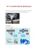 SCV (Van điều khiển tốc độ không tải)