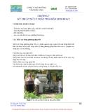 Chương 7: Kỹ thuật xử lý chất thải rắn sinh hoạt