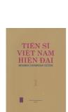Tiến sĩ Việt Nam hiện đại tập 1 part 1