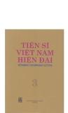 Tiến sĩ Việt Nam hiện đại tập 3 part 1