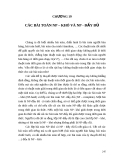 CÁC BÀI TOÁN NP – KHÓ VÀ NP - ĐẦY ĐỦ