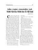 """Báo cáo nghiên cứu khoa học """" Tản mạn chuyện gà trong văn hóa Trung Hoa và Việt Nam """""""