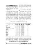 """Báo cáo nghiên cứu khoa học """" Nghiên cứu so sánh địa vị quốc tế của Trung Quốc trong phát triển kinh tế xã hội năm 2006 """""""