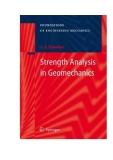 Strength Analysis in Geomechanics Part 1