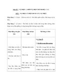 Chủ đề 1 : TỤ ĐIỆN – GHÉP TỤ ĐIỆN THÀNH BỘ (3 tiết)