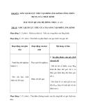 Chủ đề 6 : GÓC LỆCH CỰC TIỂU TẠO BỞI LĂNG KÍNH. CÔNG THỨC ĐỘ TỤ CỦA THẤU KÍNH BÀI TOÁN QUANG HỆ ĐỒNG TRỤC (4 tiết)