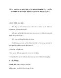 Bài 9. SỰ BIẾN ĐỔI TUẦN HOÀN TÍNH CHẤT CỦA CÁC NGUYÊN TỐ HOÁ HỌC. ĐỊNH LUẬT TUẦN HOÀN (tiếp theo)