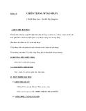 Tiết 8 + 9:CHIẾN THẮNG MTAO MXÂY( Trích Đam San – Sử thi Tây Nguyên)