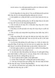 NGÂN HÀNG CÂU HỎI ĐỊNH HƯỚNG THI VẤN ĐÁP - QUẢN TRỊ NHÂN LỰC I