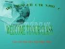 Giáo án điện tử tiểu học: Let's Learn Sinonims